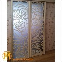 Раздвижные двери 120х210 см.